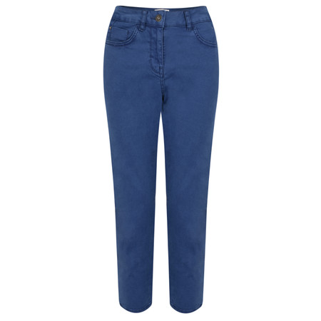 Sandwich Clothing Casual Cropped Trousers - Blue