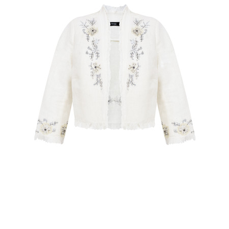 Myrine Ilex Magic Jacket - White