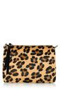 Gemini Label Bags Leopard Palau Cross Body Bag