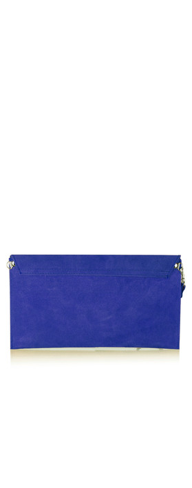 Gemini Label Bags Paluzza Handbag Royal