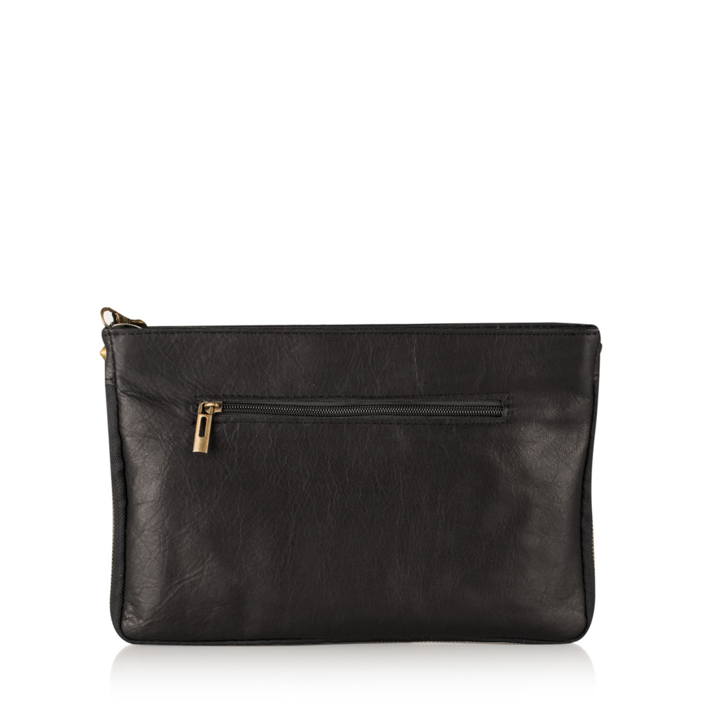 Gemini Label Bags Paola Animali Clutch Pony