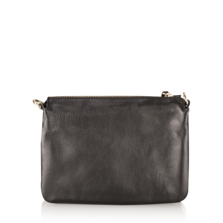 Gemini Label Palau Cross Body Bag - Black