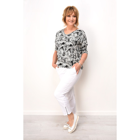 Masai Clothing Dorinda Top - White