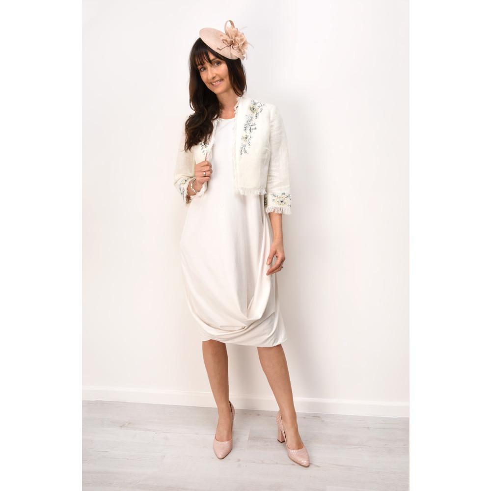 Myrine Ilex Magic Jacket 1A- Ivory White