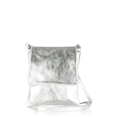 Gemini Label Bags Paige Cross Body Bag - Metallic