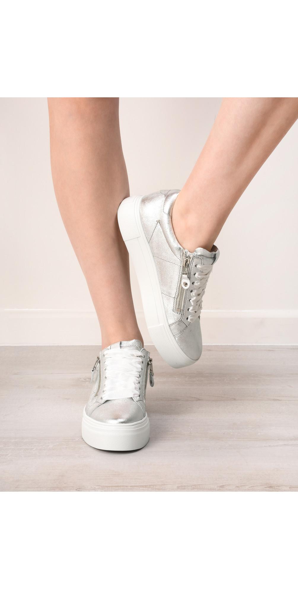 Big Zip Trainer Shoe main image