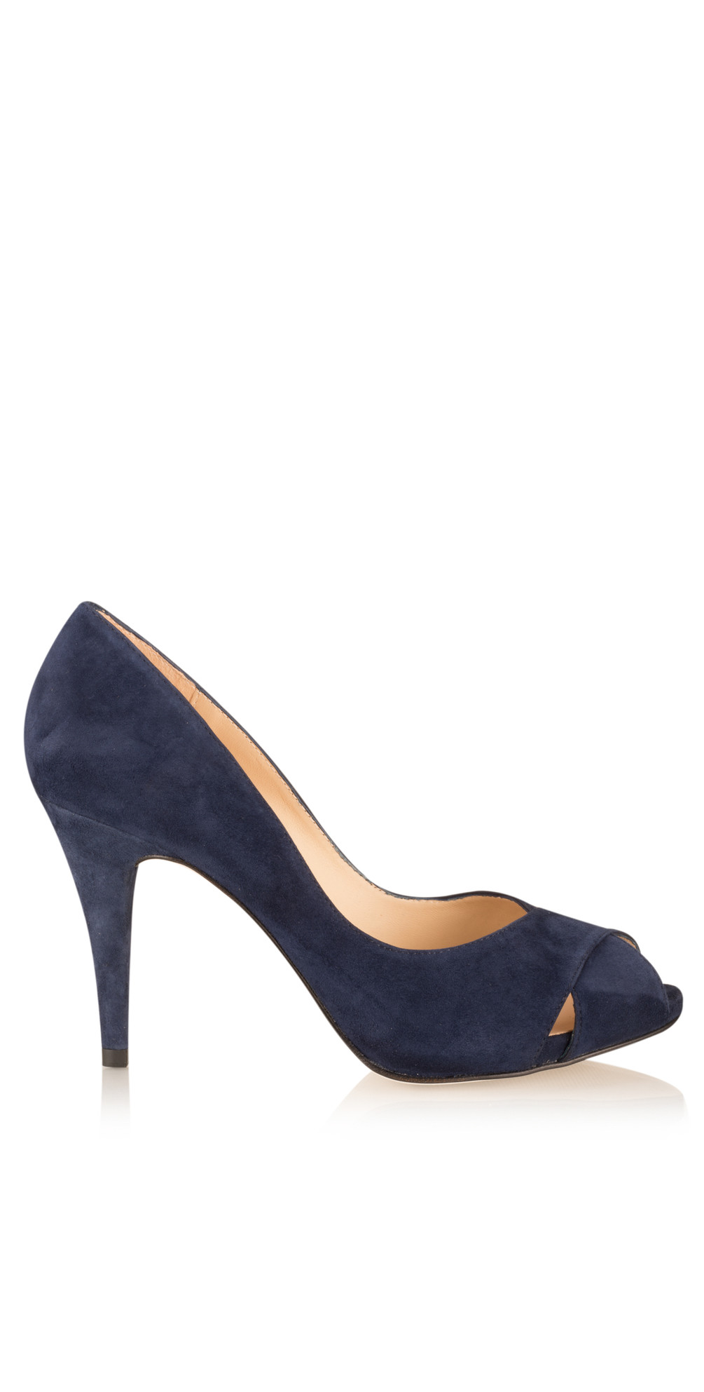 Taner Peep Toe Court Shoe main image
