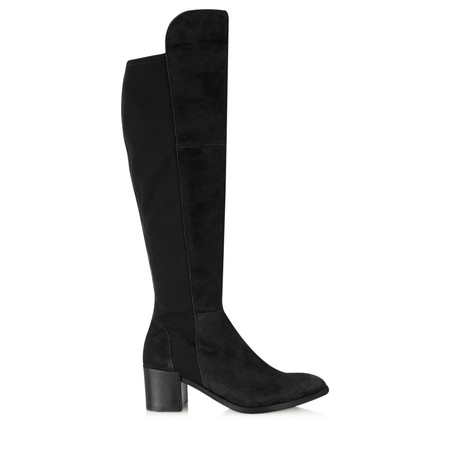 Kennel Und Schmenger Tyra Stretch Long Boot - Black