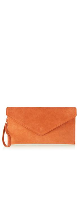 Gemini Label Bags Paluzza Handbag Orange