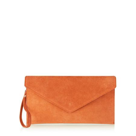 Gemini Label  Paluzza Handbag - Orange