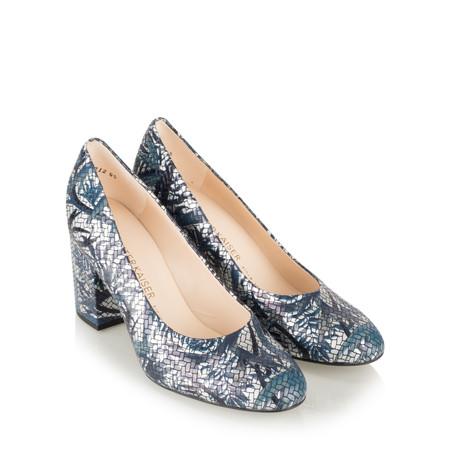 Peter Kaiser Karola Leaf Shoe - Blue