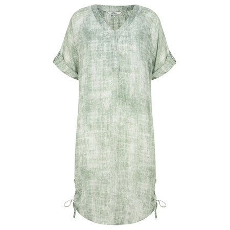 Sandwich Clothing Washed out Tunic Blouse - Green