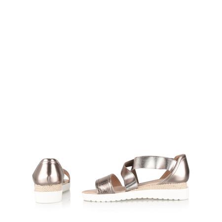 Livshu Evie Sandal - Metallic