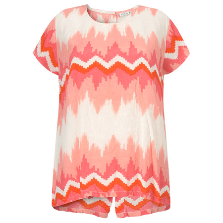 Masai Clothing Dominika Top - Pink