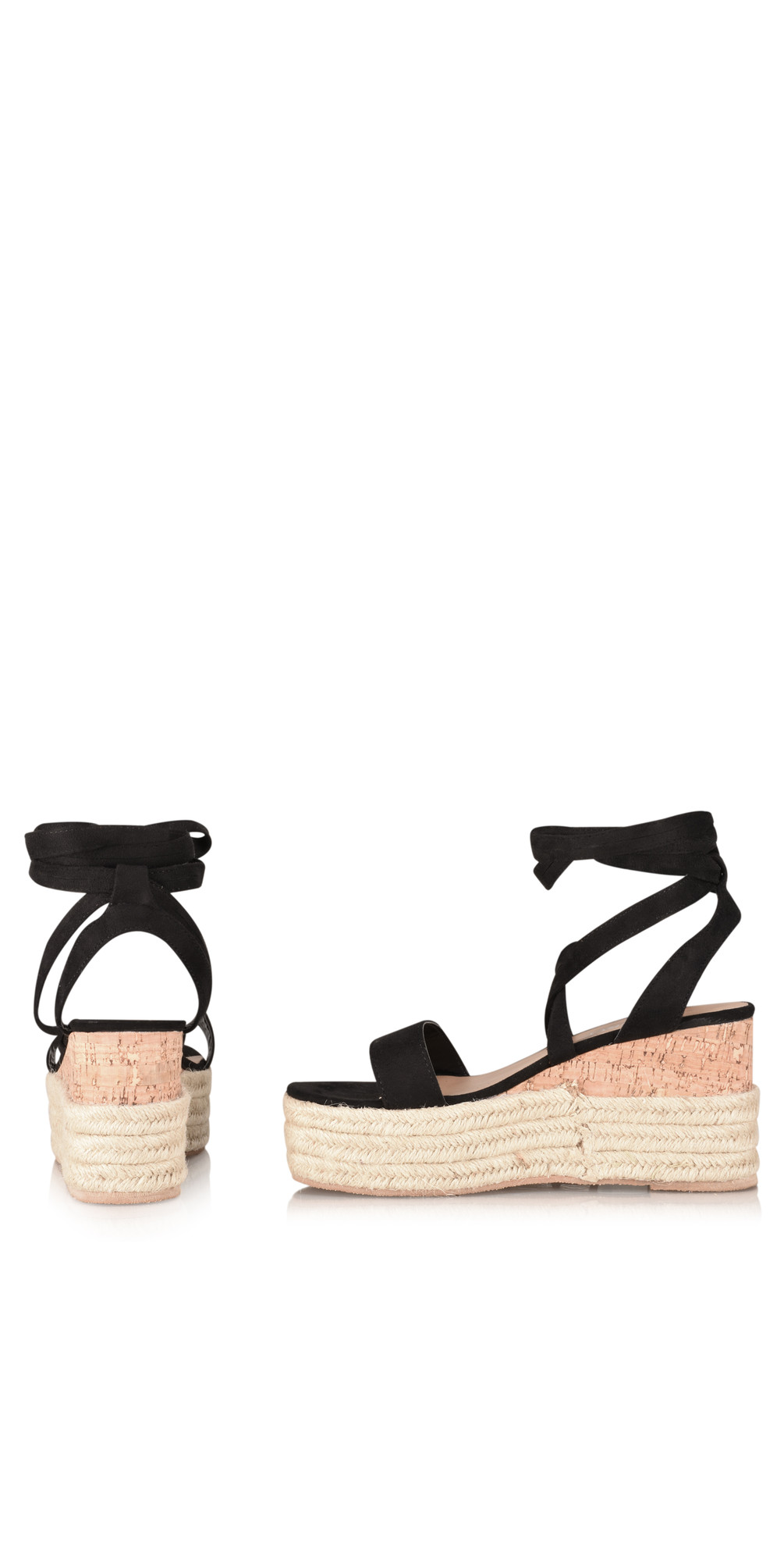 Ava Wedge Sandal main image
