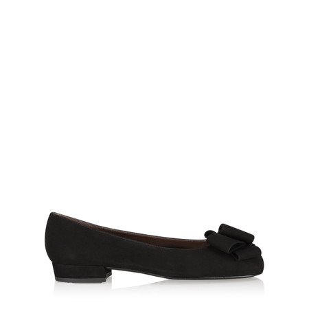 Gemini Label Cuxinsky Sin Suede Shoe - Black