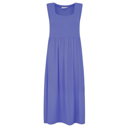 Masai Clothing Olivia Dress - Blue