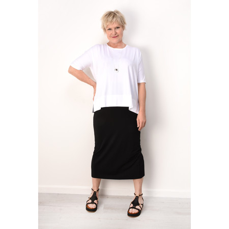 Masai Clothing Eloise Top - White