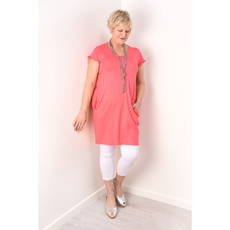 Masai Clothing Ghadis Tunic - Pink