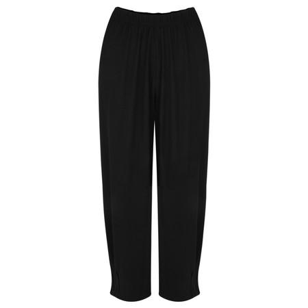 Masai Clothing Patti Culotte Trousers - Black