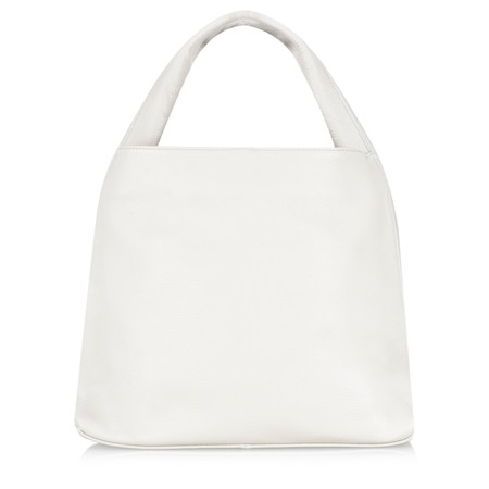 Gemini by PWA  Ravenna Leather Bag - Grey