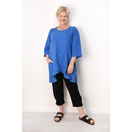 Grizas Petra Linen Tunic - Blue
