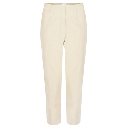 Sandwich Clothing Slim Leg Trousers - Beige