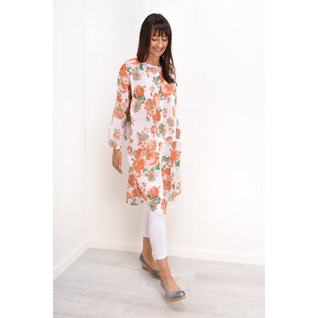 Masai Clothing Narelle Dress - Orange