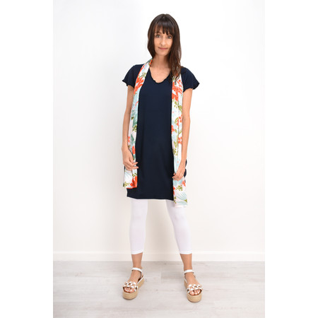Masai Clothing Ghadis Tunic - Blue