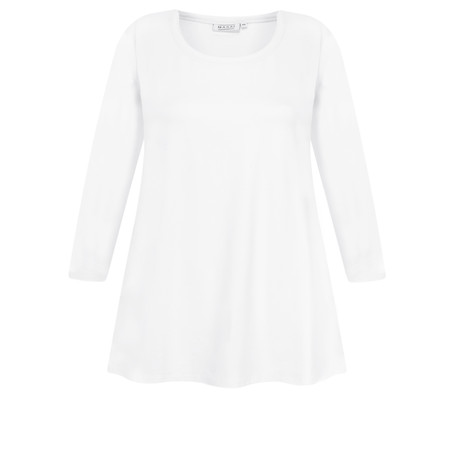 Masai Clothing Cilla Basic Top - White