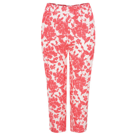 Masai Clothing Parvin Capri Trousers - Pink