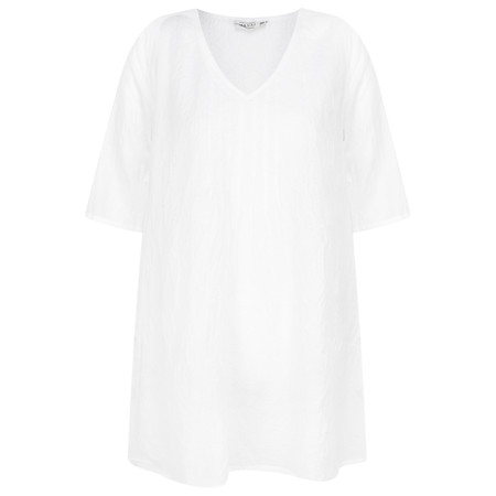 Masai Clothing Gabona Tunic - White