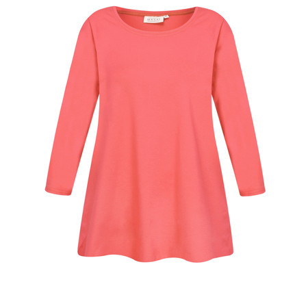 Masai Clothing Cilla Basic Top - Pink