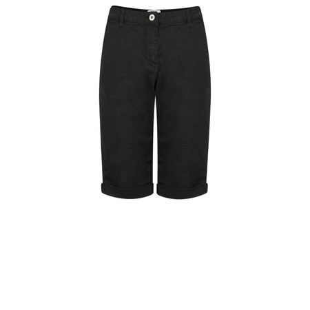 Sandwich Clothing Casual Short Trouser - Black