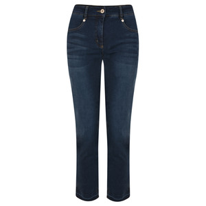 Robell Trousers Elena Slim Fit Cropped Jean
