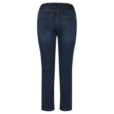Robell Trousers Elena Slim Fit Jean - Blue
