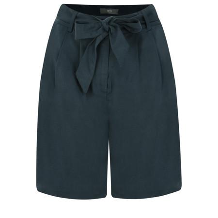 ICHI Birch Shorts - Blue