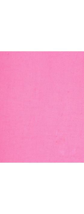 TOC Billie Linen Mix Easy Fit Top Hot Pink