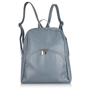 Gemini Label  Salerno Leather Backpack