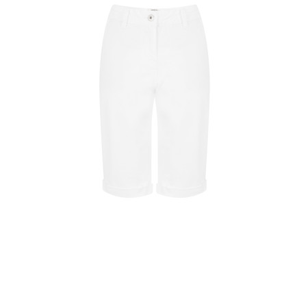 Sandwich Clothing Casual Cotton Shorts - White