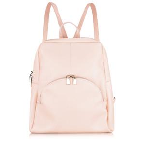Gemini Label  Salerno Leather Backpack