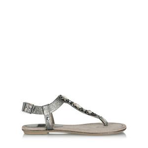 Marco Tozzi Carlie Metallic Sandal