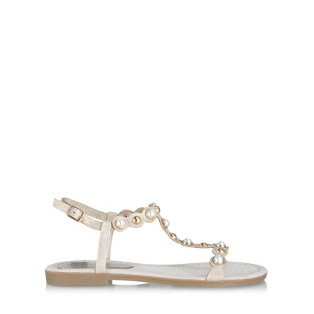 Marco Tozzi Zita Pearly Sandal - Beige