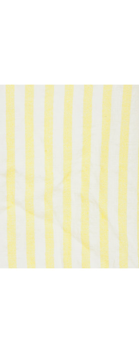 Sandwich Clothing Cold Shoulder Striped Blouse Warm Olive