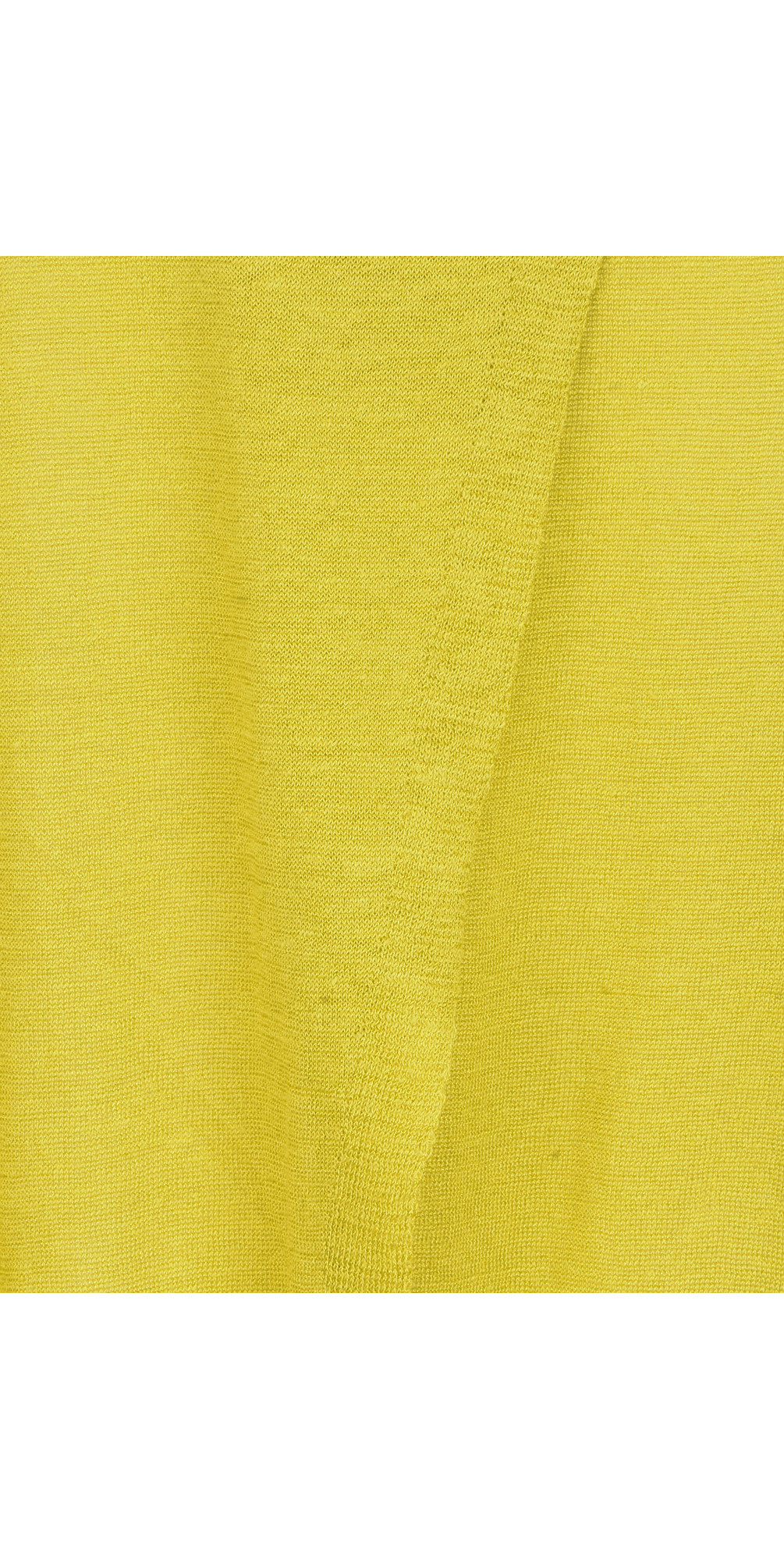 Back Detail Linen Mix Top main image