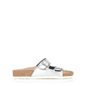 Marco Tozzi Ariana Mirror Metallic Sandal