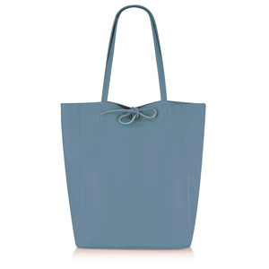 Gemini Label  Ribera Leather Tote Bag