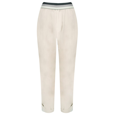 Myrine Bryony Tencel Trousers - Beige