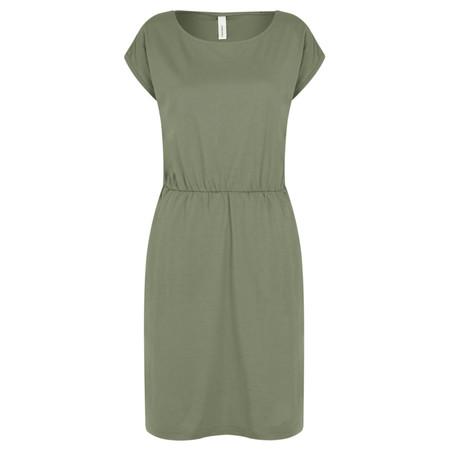 Soyaconcept Felicity Jersey Dress - Green