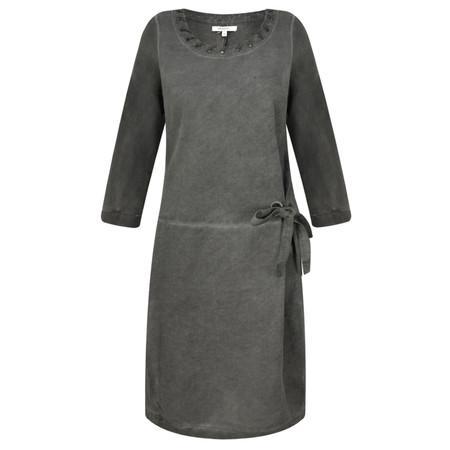 Sandwich Clothing Jersey Tie Waist Dress - Grey